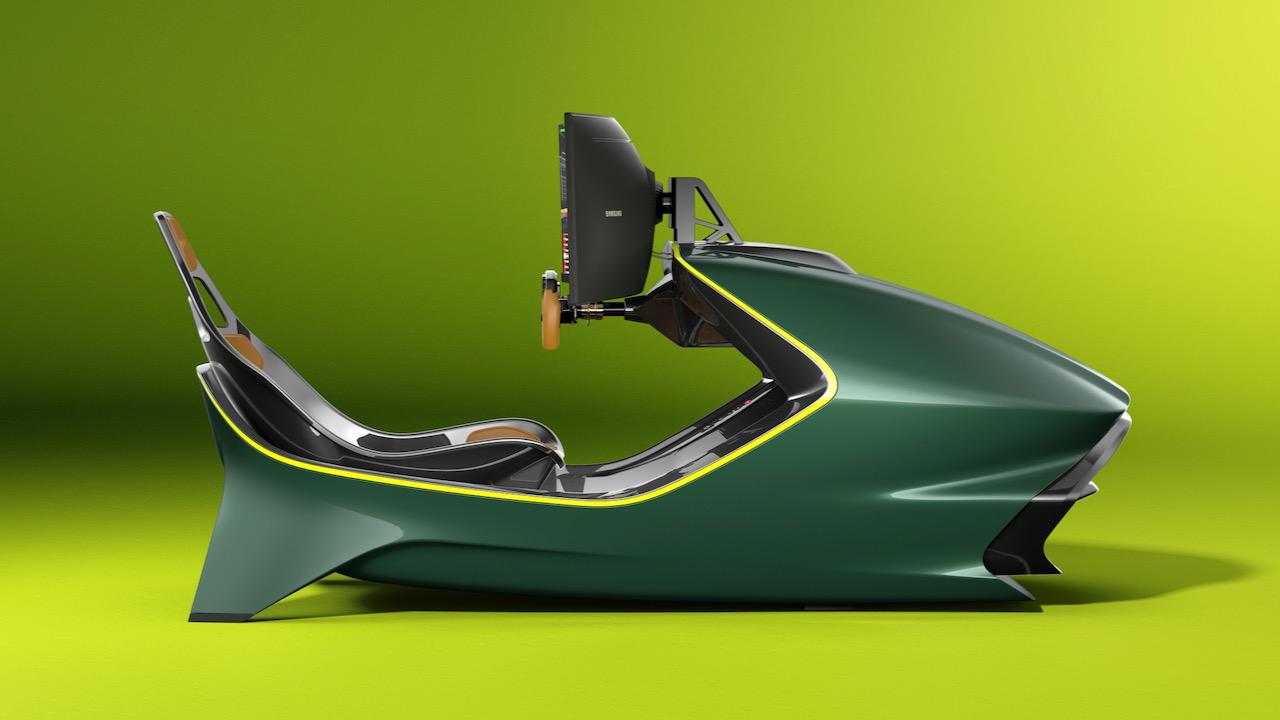 AMR-C01 Aston Martin simulador – 18
