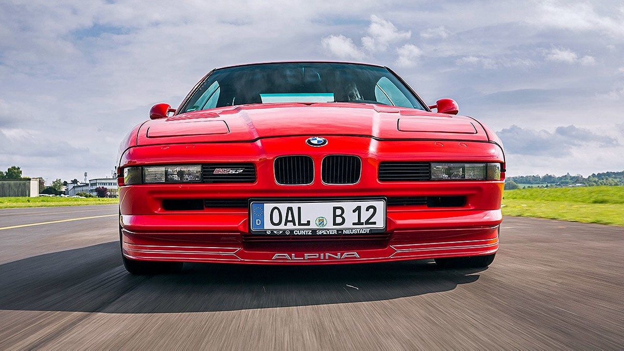 Alpina B12 5.7 Coupe – BMW 850 CSi (8)