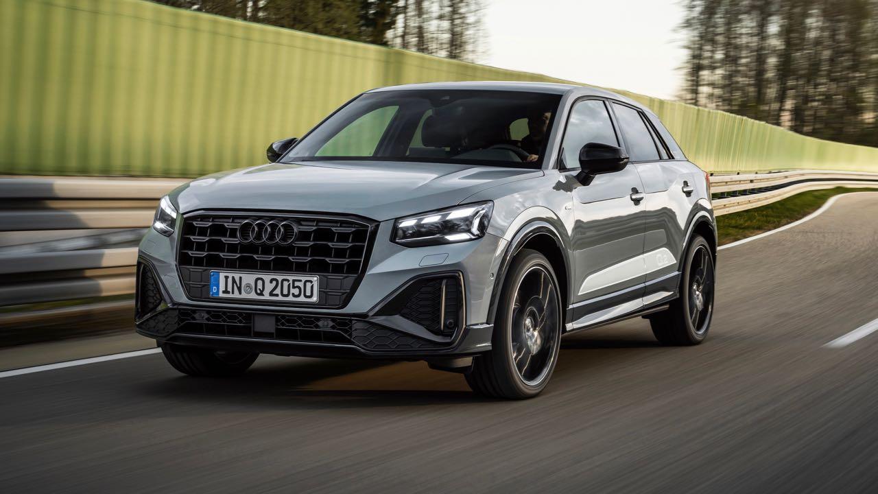 Audi Q2 2021 – 18