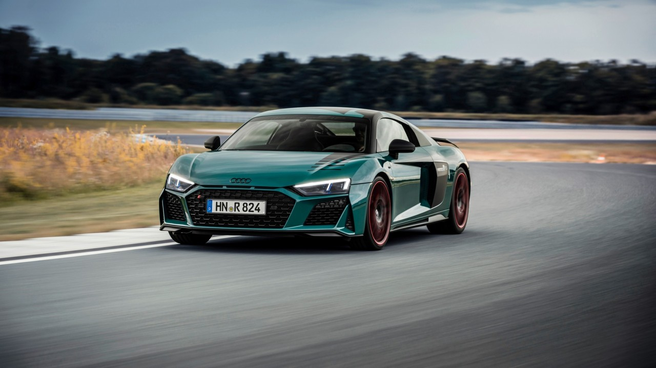 Audi R8 Green Hell Edition 2020 (24)