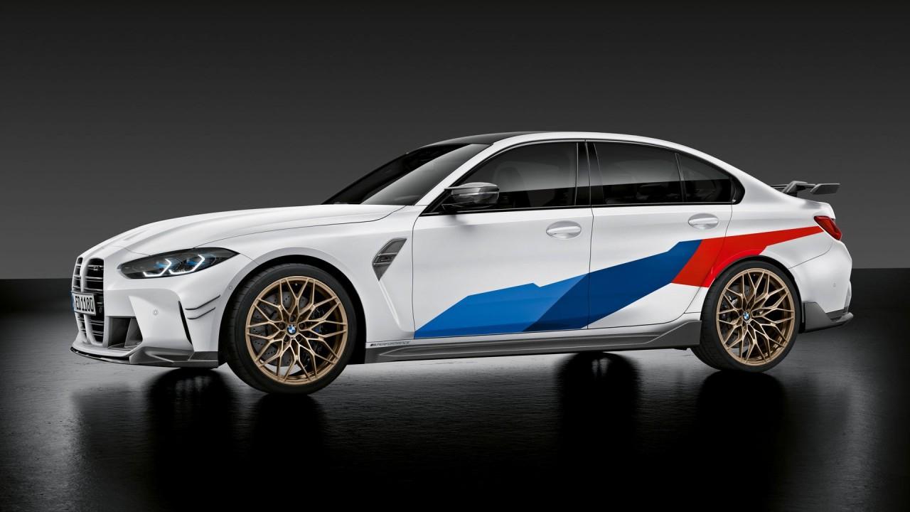 BMW M3 2021 M Performance Parts (2)