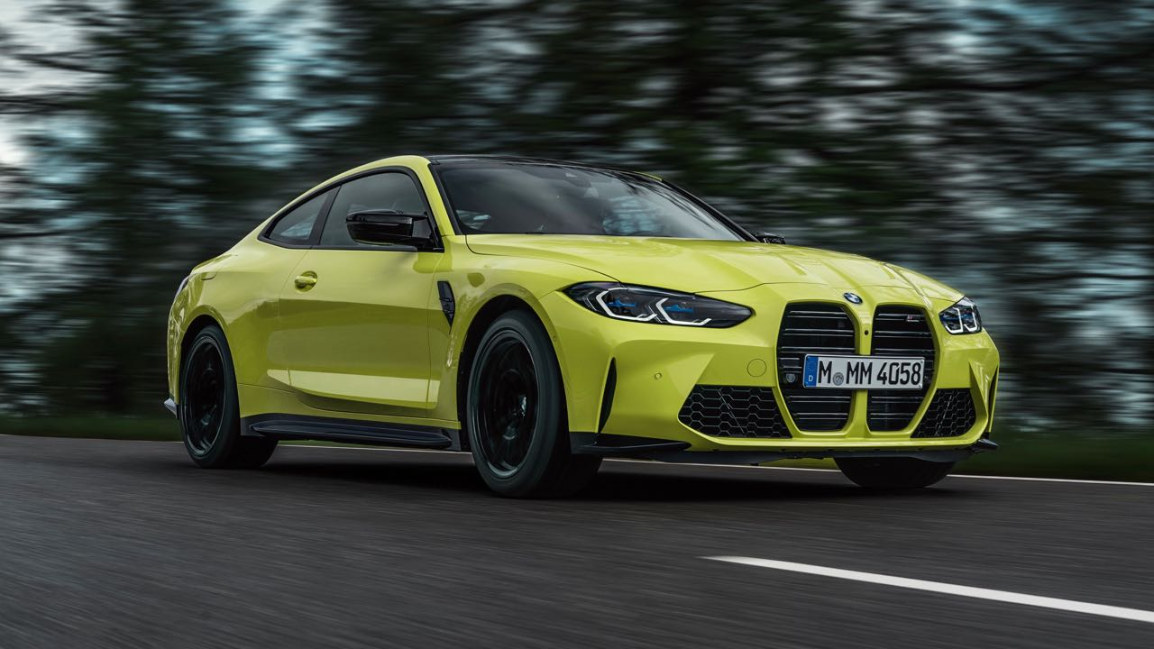 BMW M4 Competition 2021 – 34