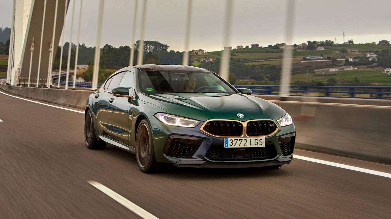 BMW M8 Gran Coupe First Edition – 13
