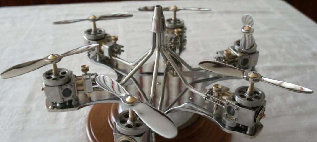 Dron de Patelo