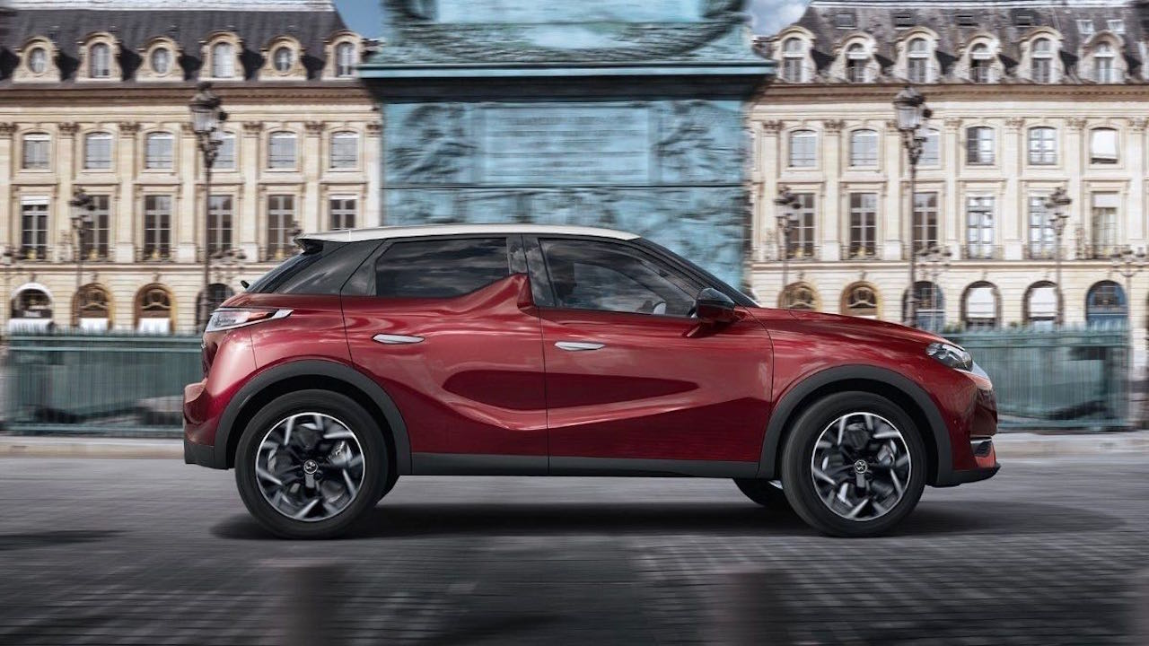 DS 3 Crossback Connected Chic 2020 – 2