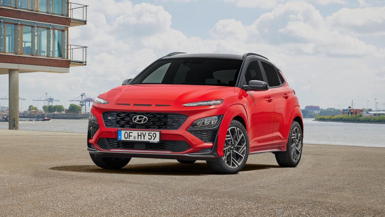 Hyundai Kona N Line 2021 – 4