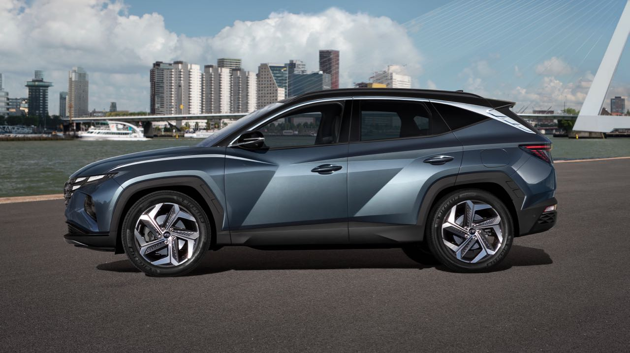 Hyundai Tucson 2021 – 1