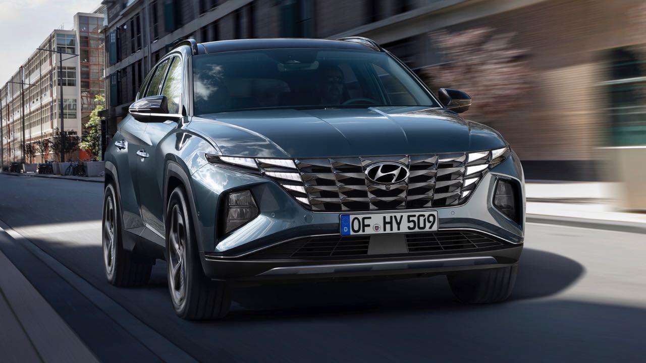 Hyundai Tucson 2021 – 5