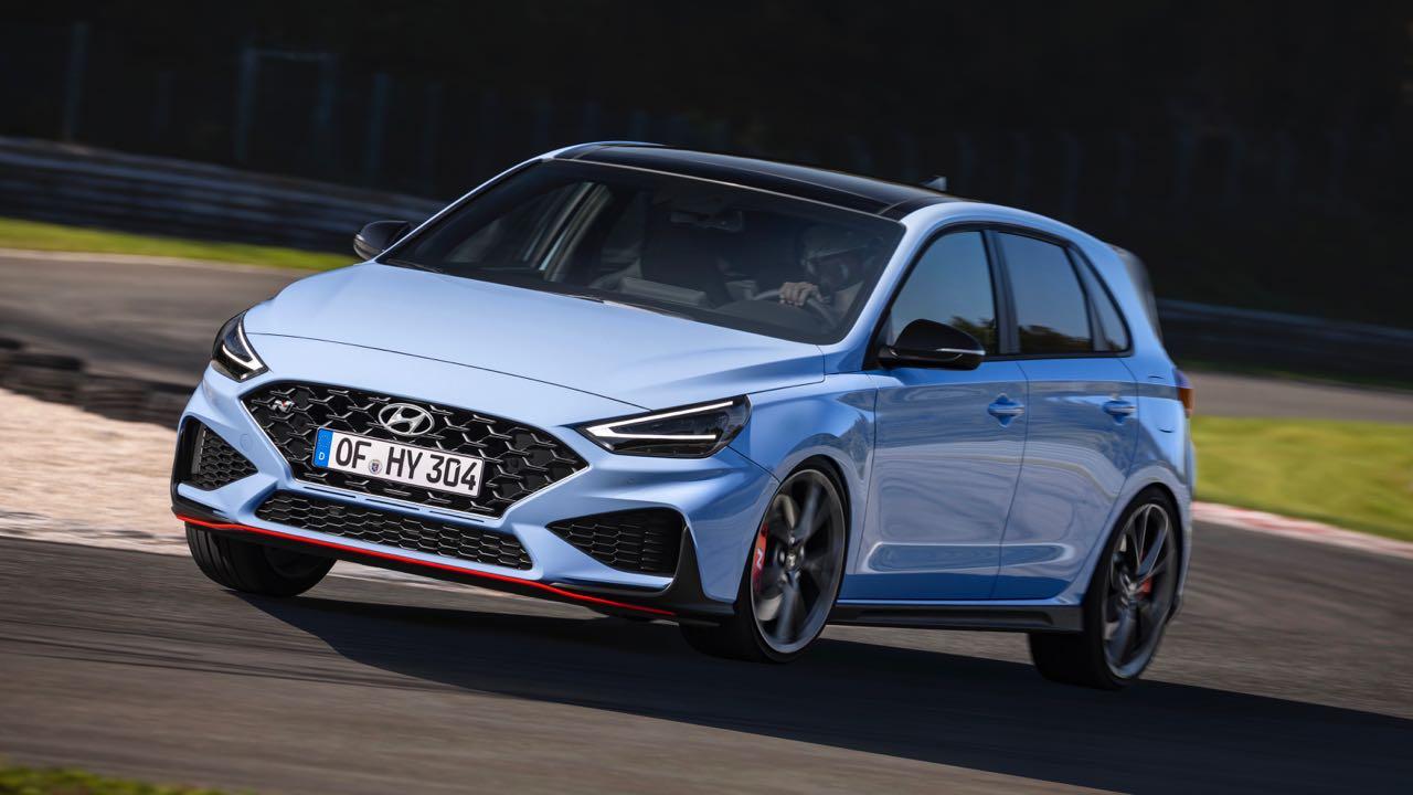 Hyundai i30 N 2021 – 5