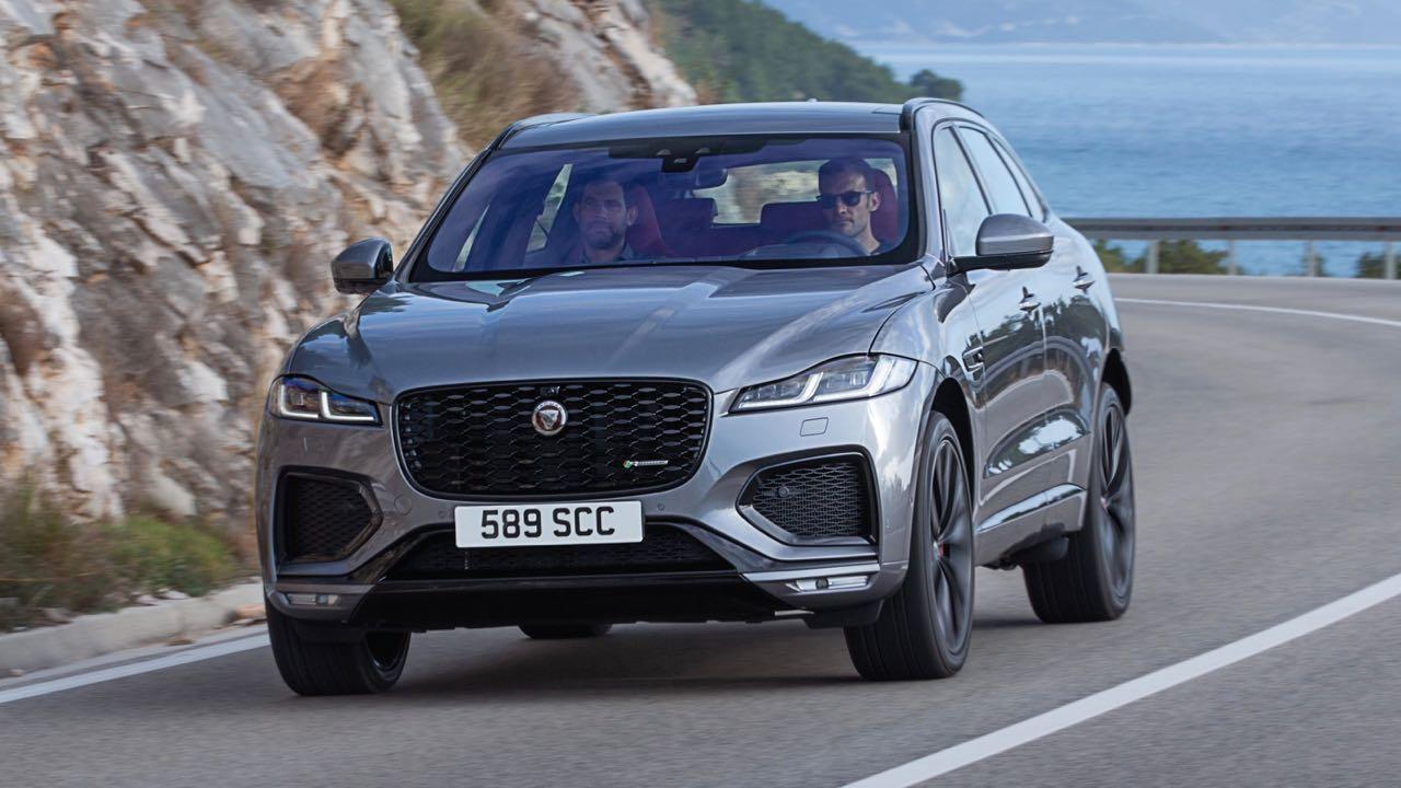 Jaguar F-Pace 2021 – 4