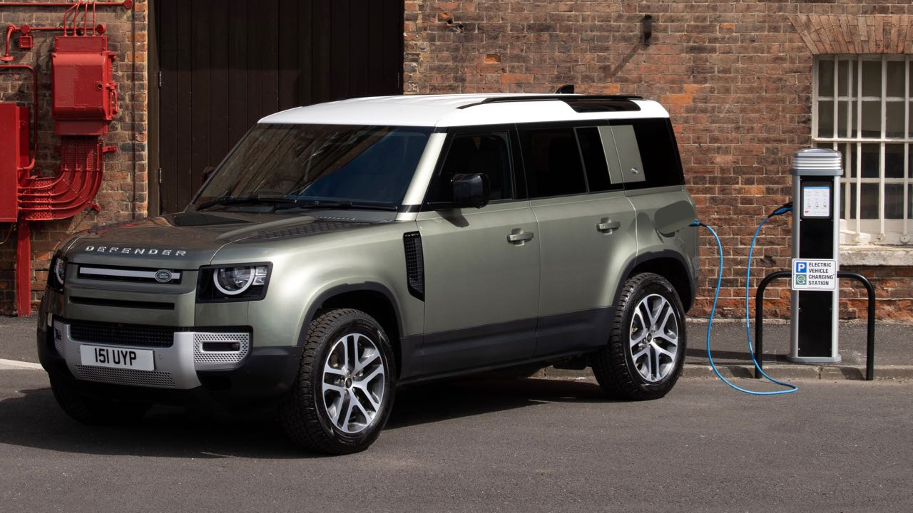 Land Rover Defender P400e UK Urban Pack 2021 – 2