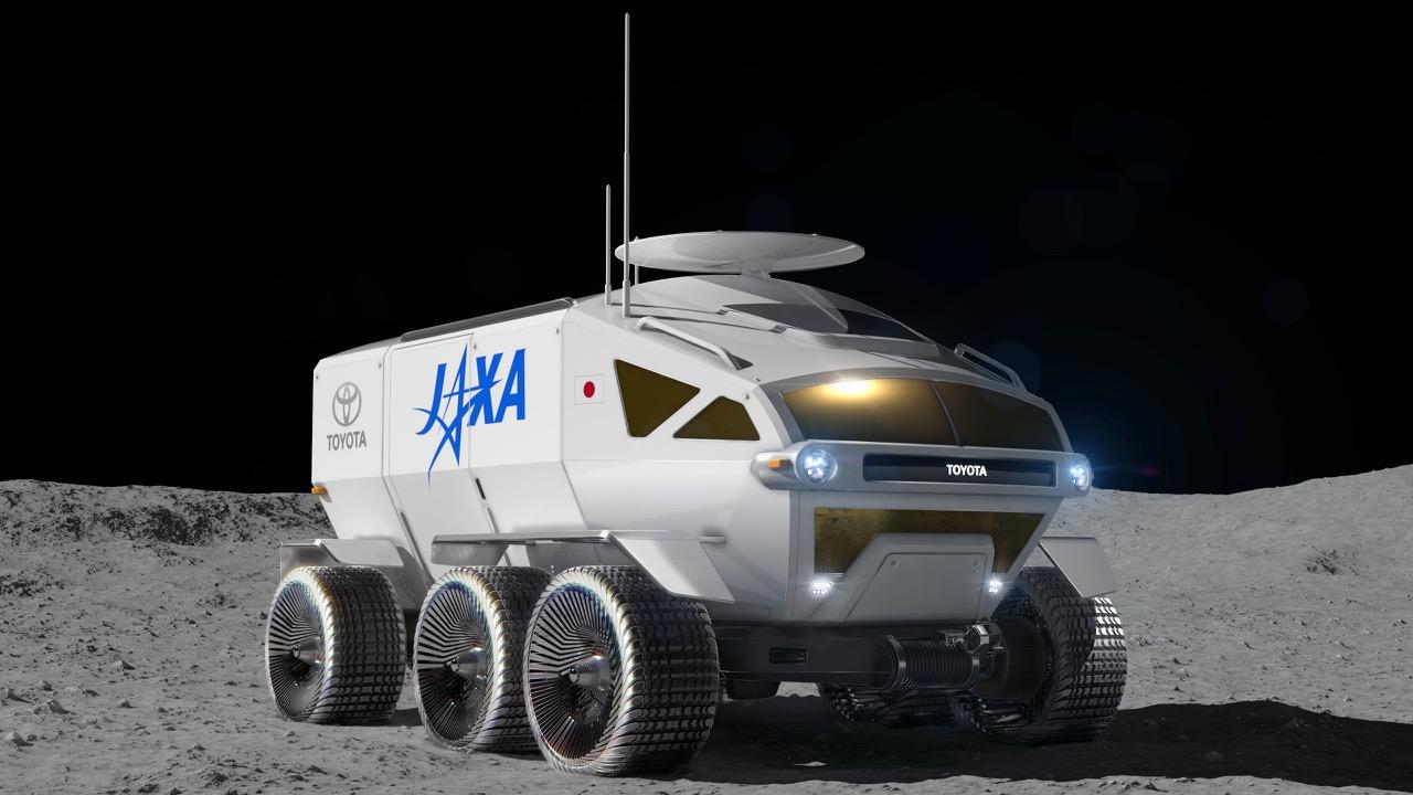 Lunar Cruiser Toyota Jaxa – 3