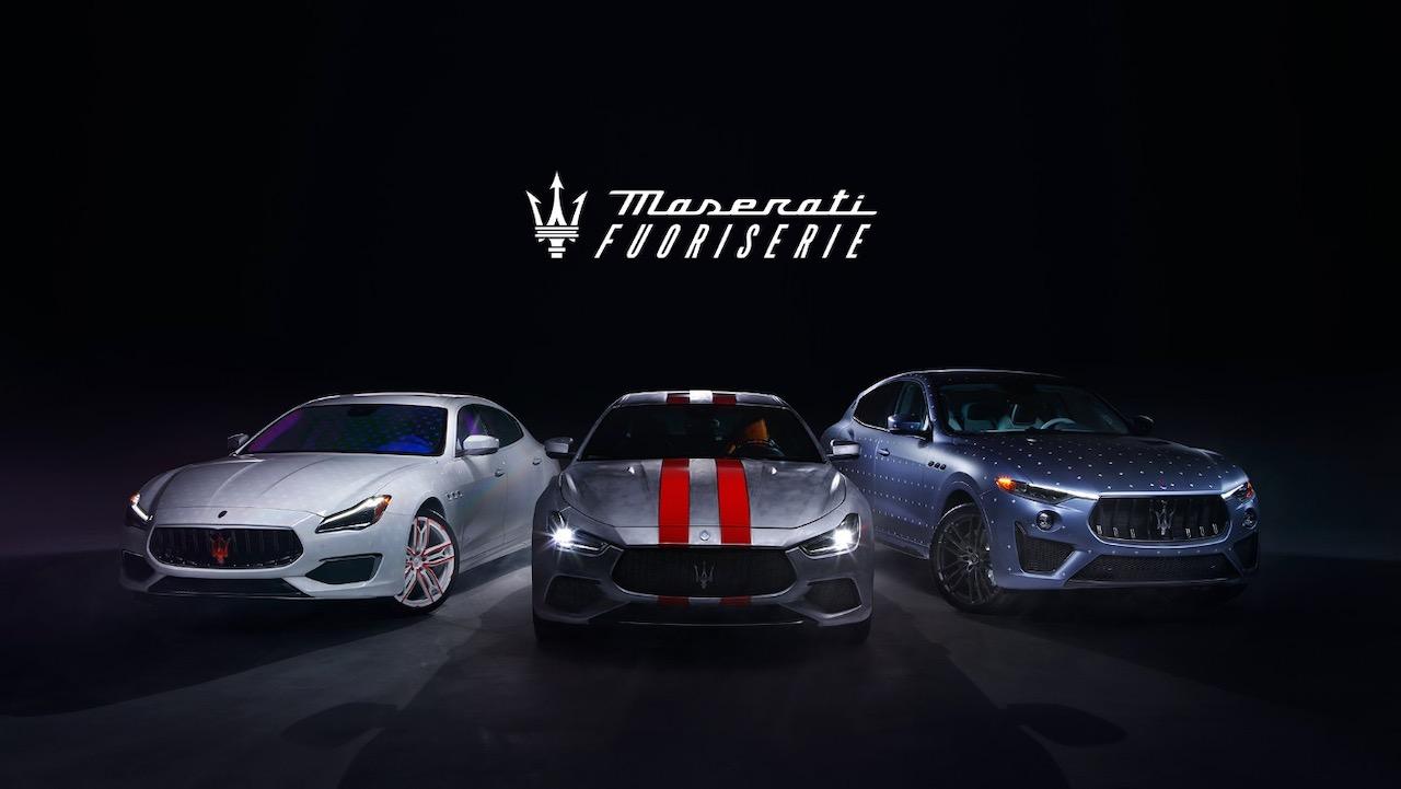 Maserati Fuoriserie – 1