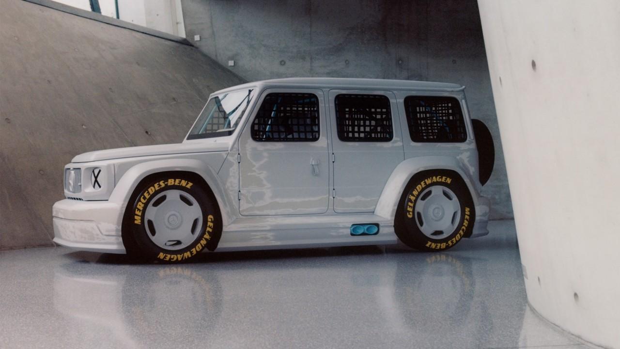 Mercedes-Benz Clase G Project Geländewagen (2)