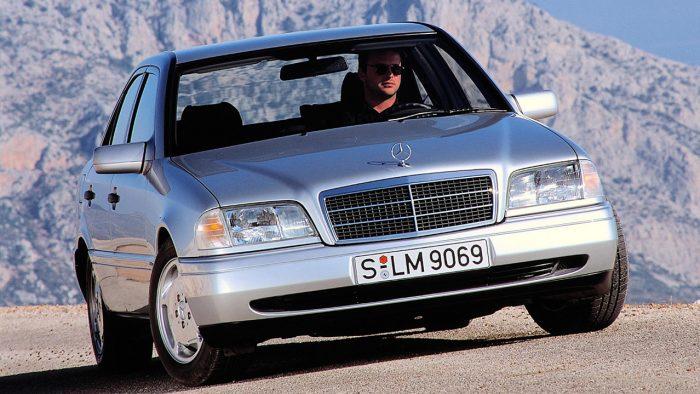 Mercedes Clase C W202
