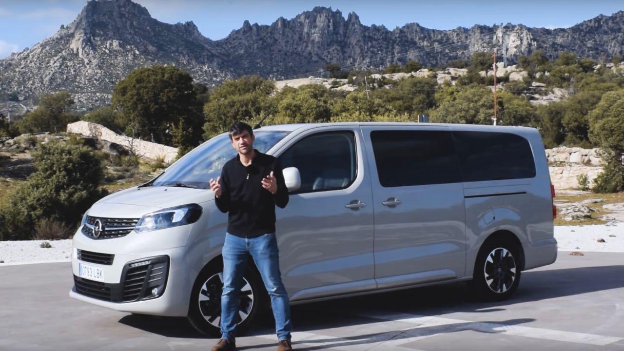 Opel Zafira Life video – 1