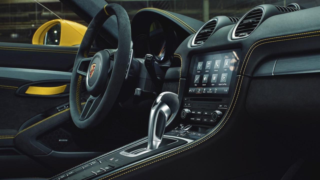 Porsche PDK – 2