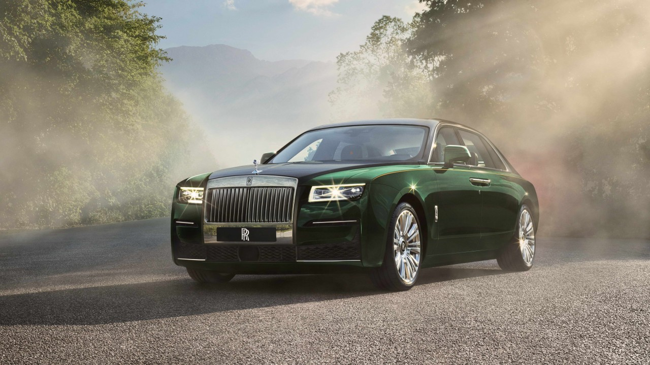 Rolls-Royce Ghost Extended 2021 (1)