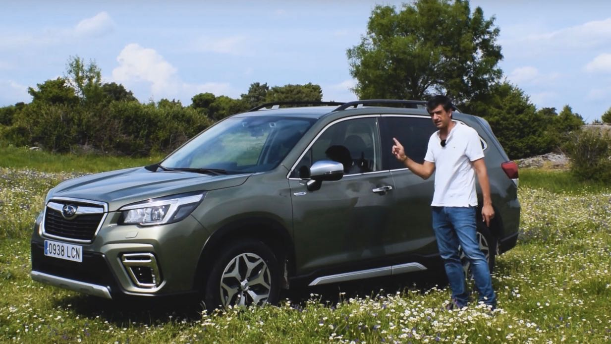 Subaru Forester video – 1