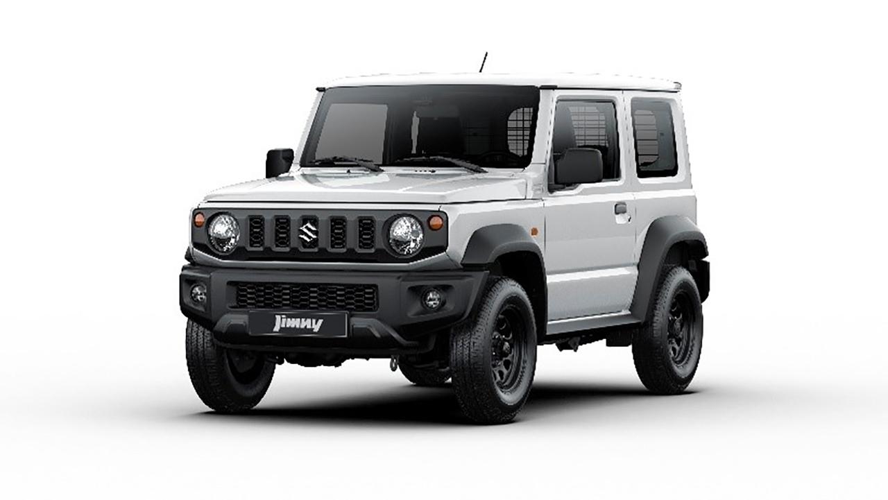 Suzuki Jimny comercial 1