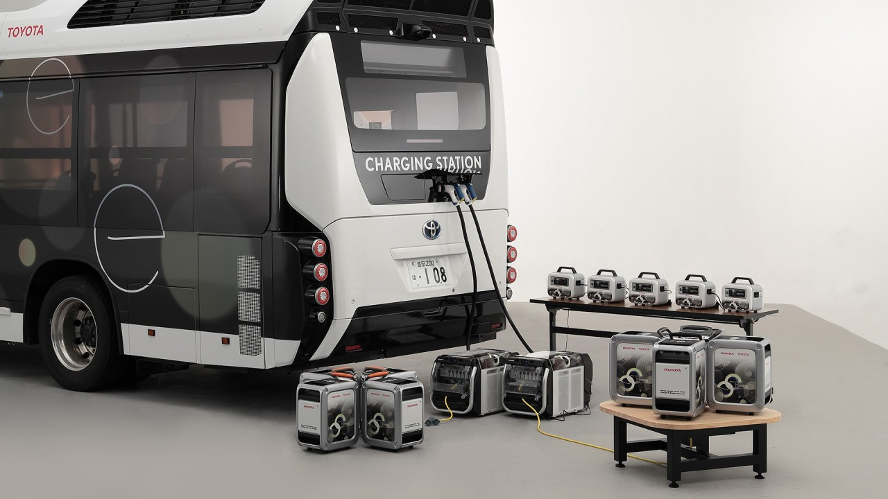Toyota y Honda sistema de produccion de energia movil (12)