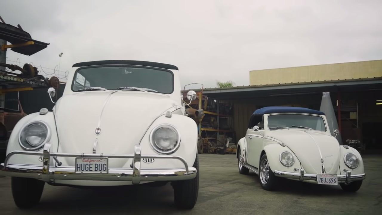 Volkswagen Beetle Gigante – Huge Bug (1)