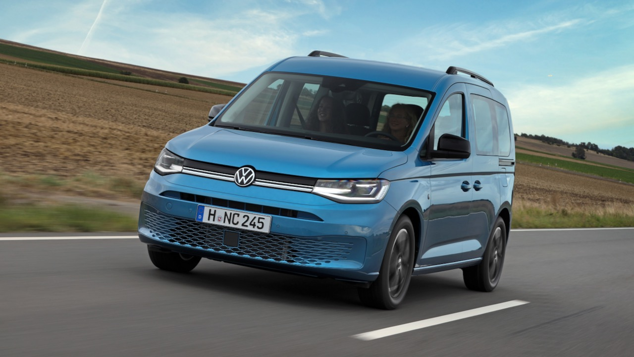 Volkswagen Caddy California – 5