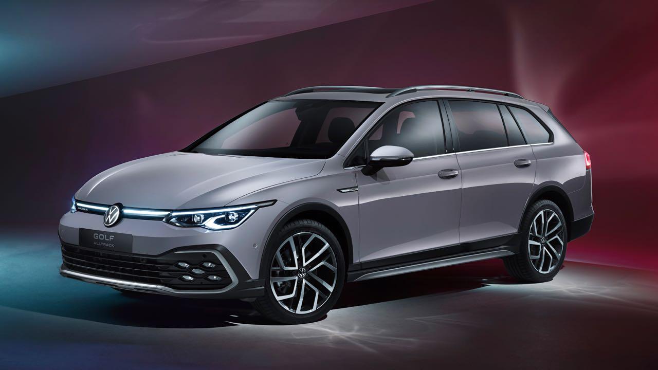 Volkswagen Golf Alltrack 2021 – 3