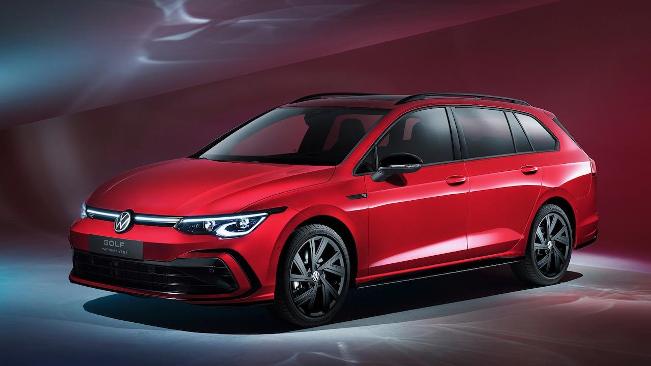 Volkswagen Golf Variant 2021 – 24