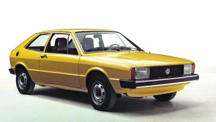 Historia del Volkswagen Scirocco version 1