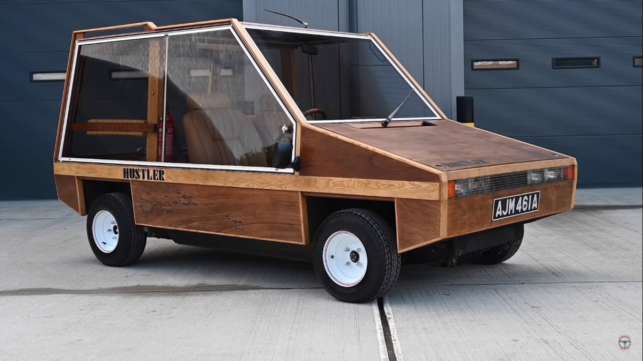 1982 Interstyl Hustler 4 Wood – Coche de Madera (1)