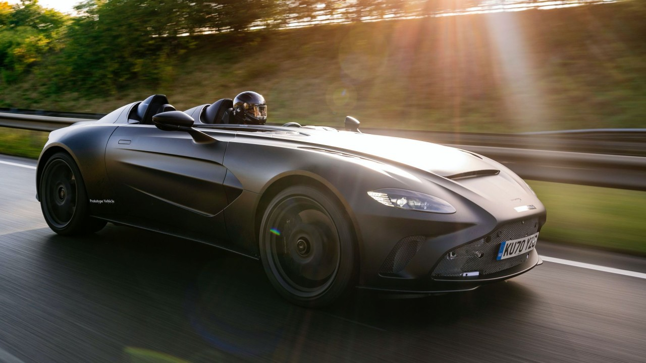 Aston Martin V12 Speedster Prototype (2)