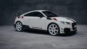 Audi TT RS 40 years of quattro: oda a la tracción total