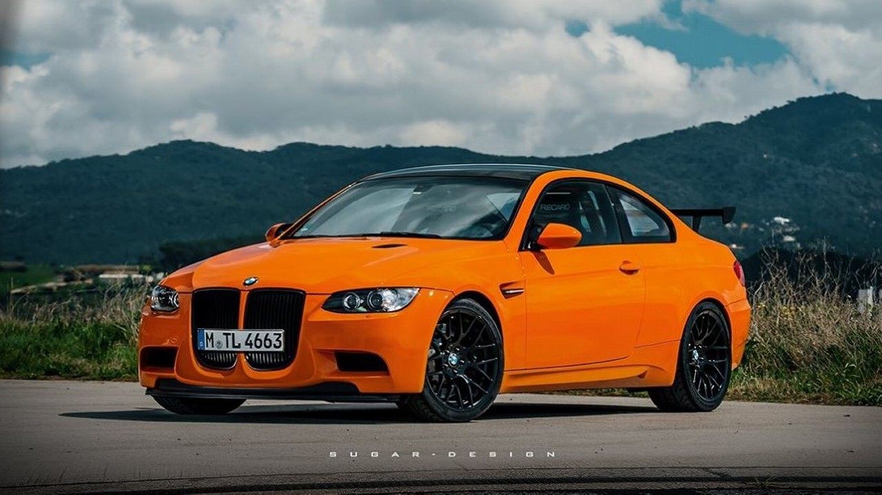 BMW M3 E92 – Parrilla BMW M3 2021