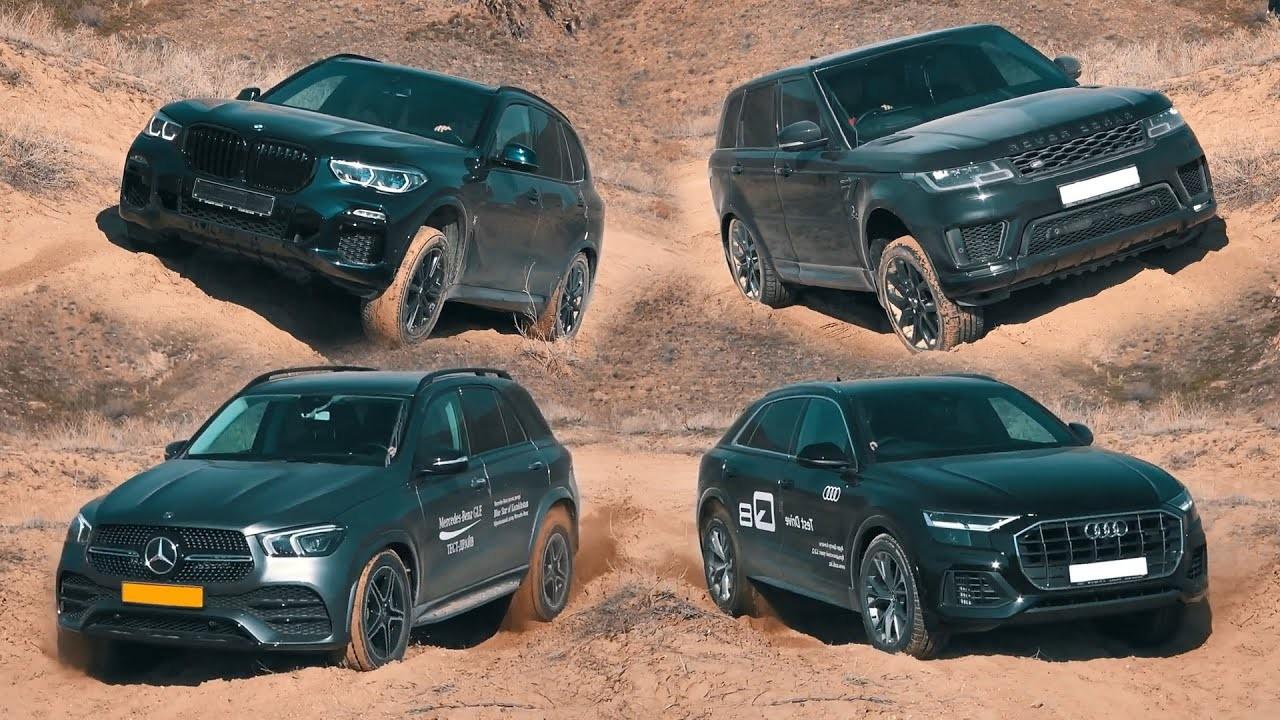 Batalla todoterreno SUV Premium