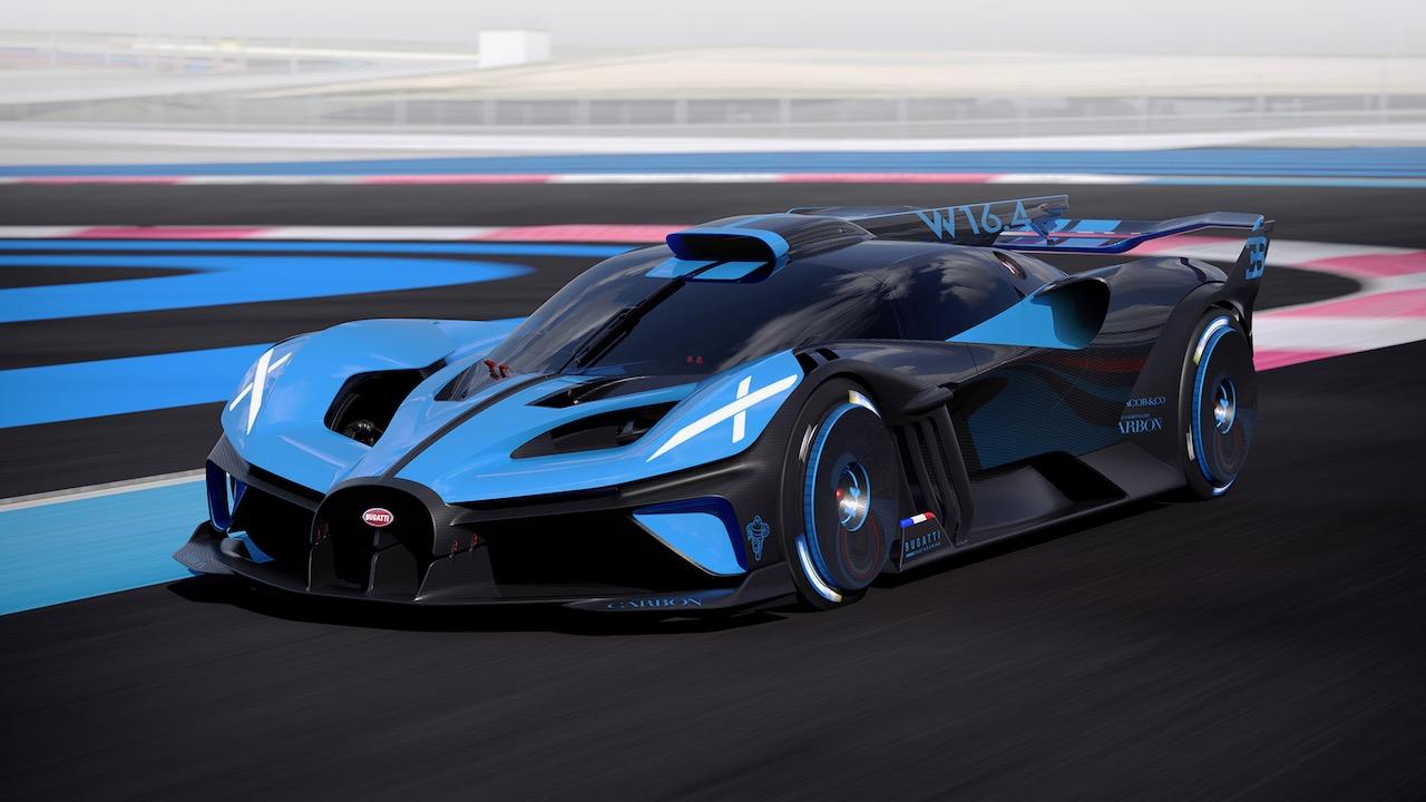 Bugatti Bolide – 9