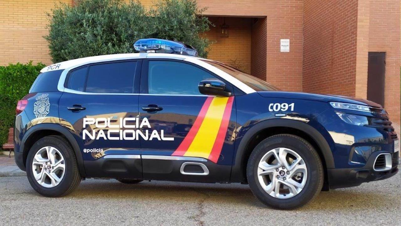 Citroen C5 Aircross Policia Nacional – 3