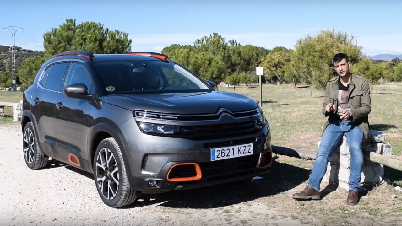 Citroen C5 Aircross video – 1