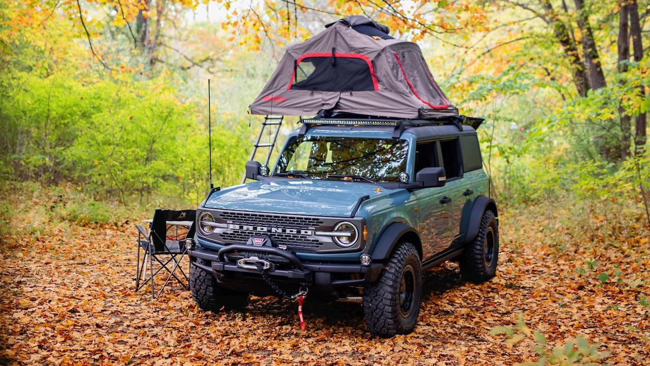 Bronco Overland Concept