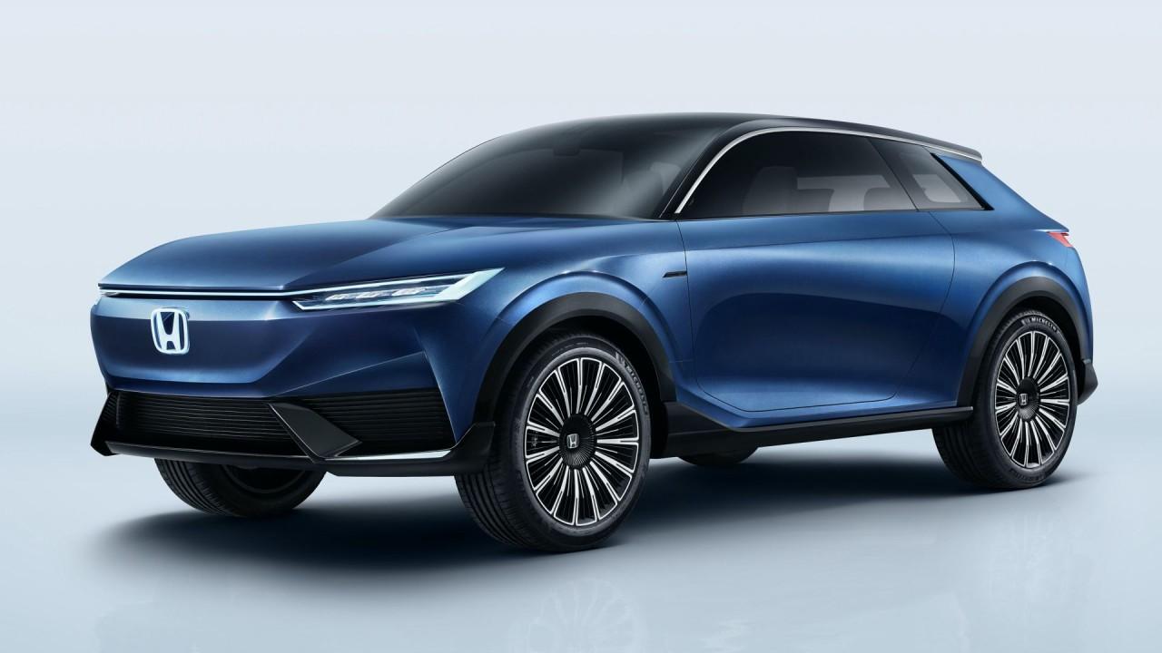 Honda SUV e Concept (1)