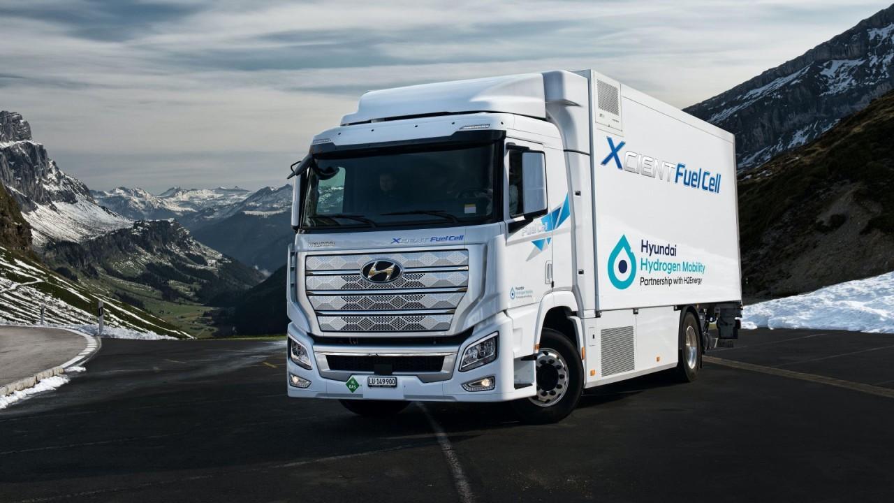 Hyundai Xcient Fuel Cell – Camion de Hidrogeno (4)