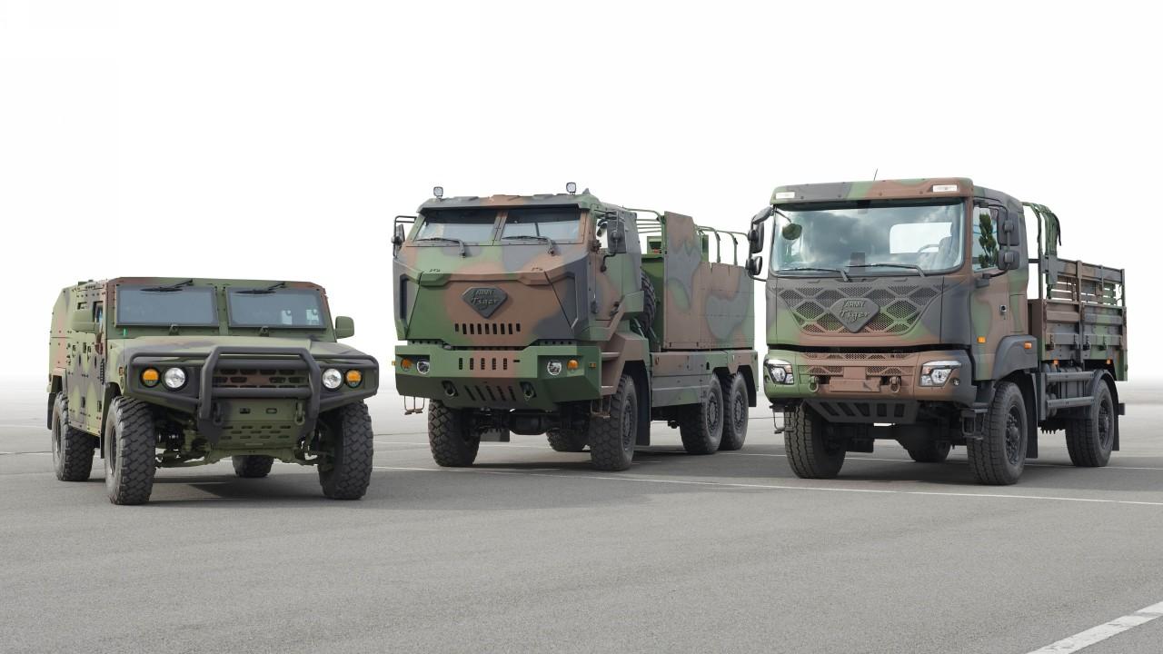 KIA Vehiculos militares (2)