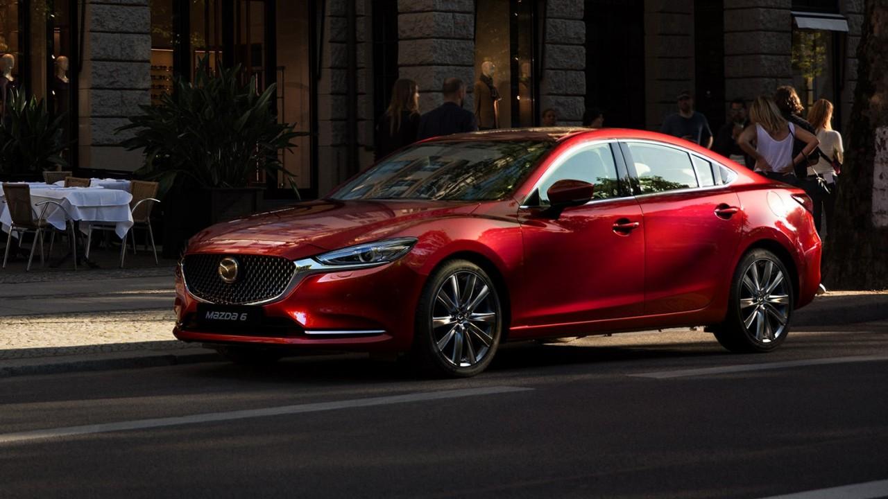 Mazda 6 Exterior (1)