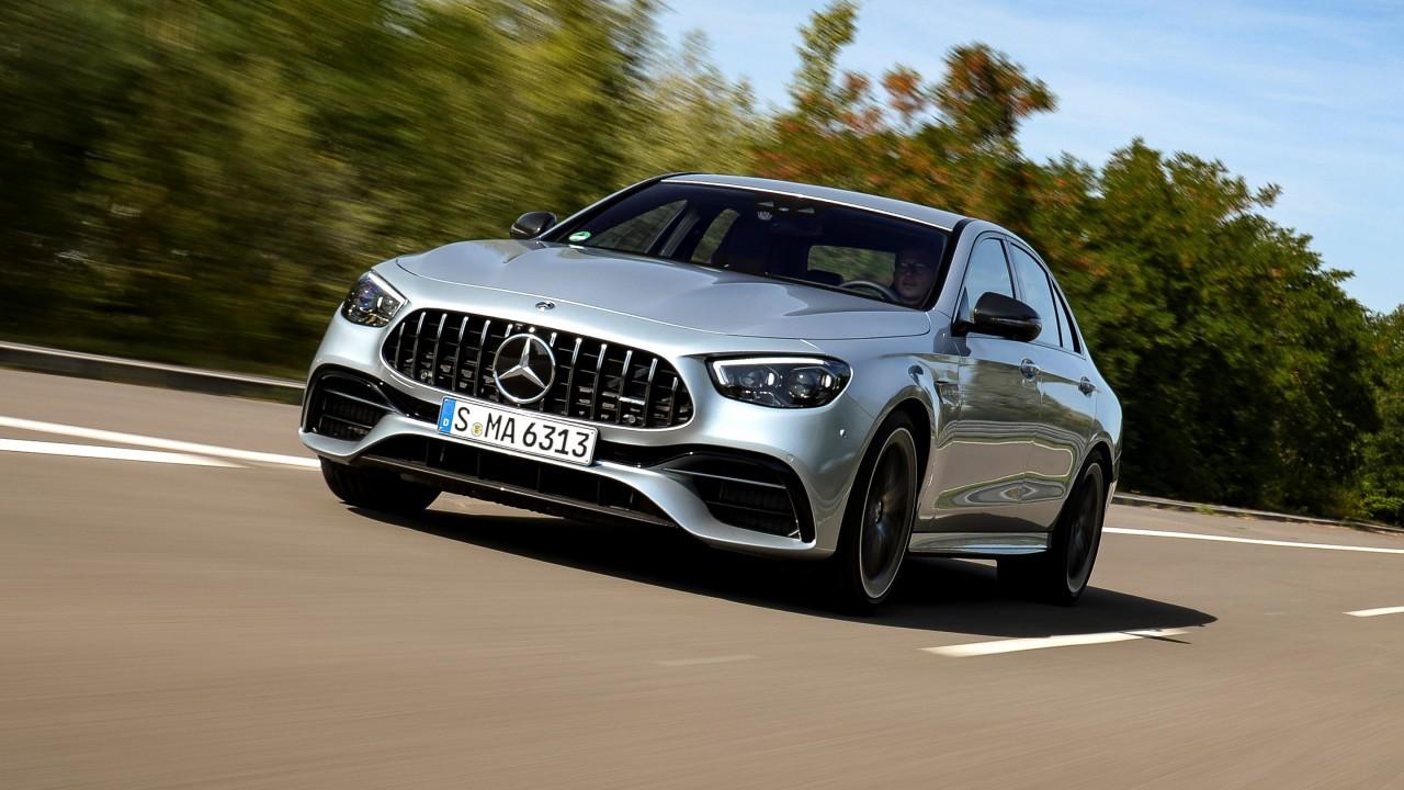 Der neue Mercedes-AMG E63sThe new Mercedes-AMG E63s