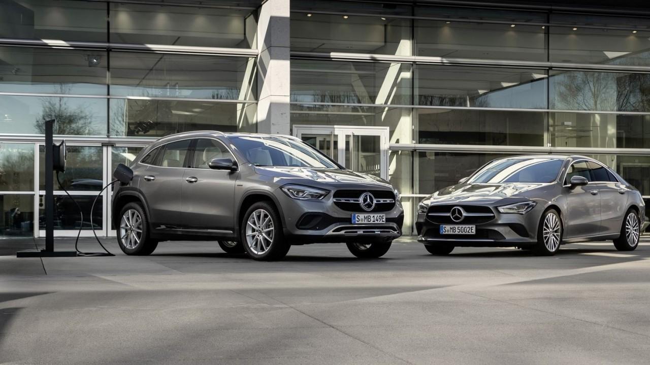 Mercedes-Benz Compactos