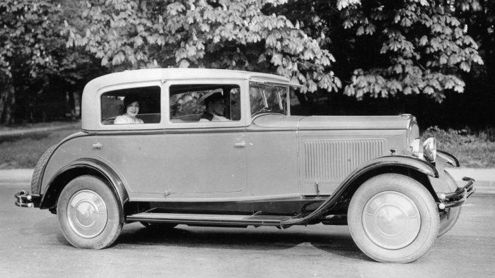 Peugeot Type 183/12 Berlina