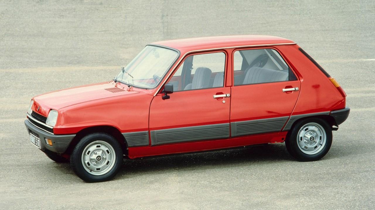 Renault 5 GTL (1)