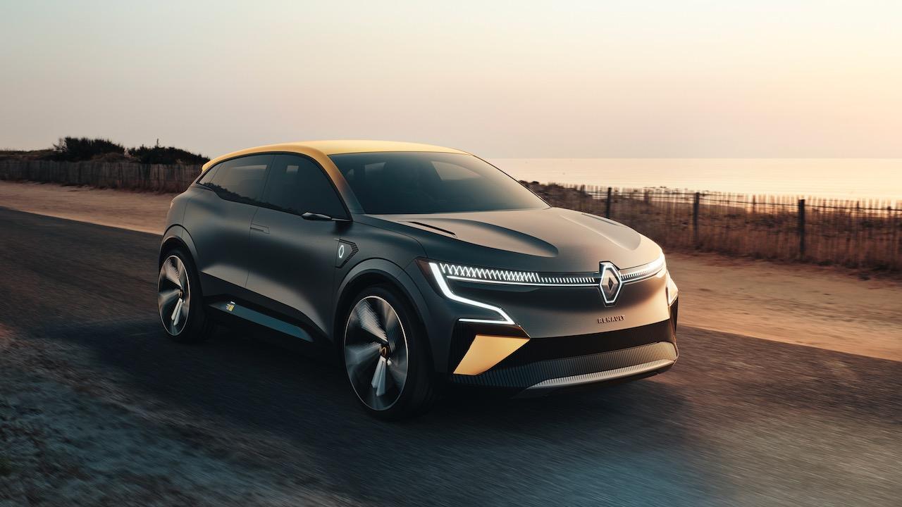 Renault Megane eVision Concept – 2