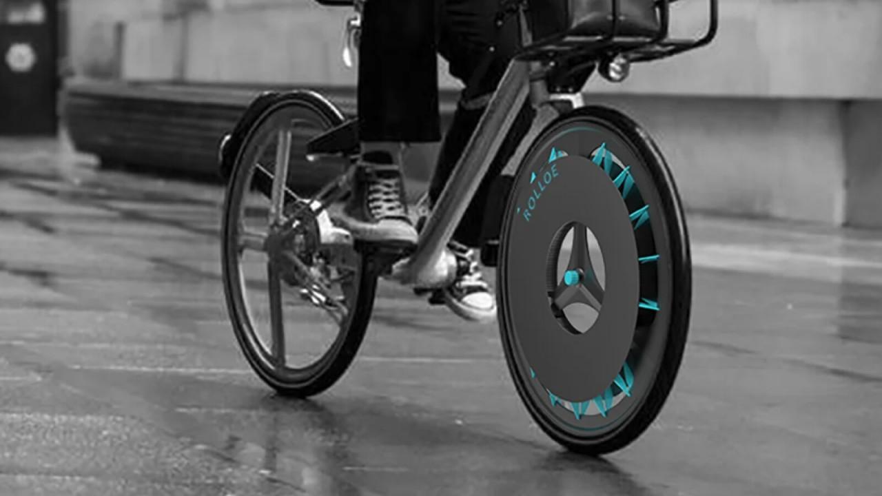 Rolloe Rueda Bicicleta Filtra Aire (6)