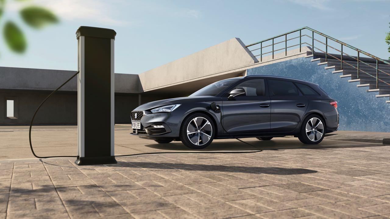 Seat Leon e-Hybrid Sportstourer 2021 – 2